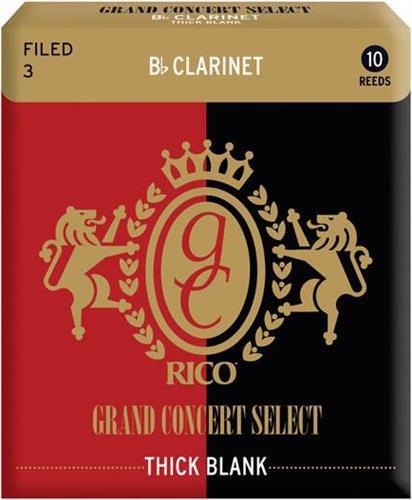 ΚαλάμιαRicoGrand Concert Thick Κλαρίνου Bb Νο. 3 1/2 1 τεμ.
