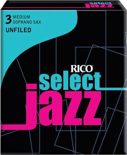 ΚαλάμιαRicoJazz 2S Unfield Soprano Σαξοφώνου 1 τεμ.