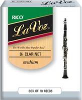 Rico LA VOZ Kλαρινέτου Bb MS 1 Tεμ.