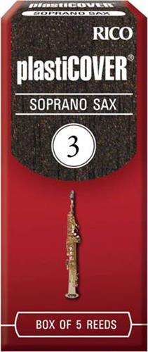 ΚαλάμιαRicoPlasticover Σοπράνο Σαξοφώνου No.2 1/2 1 τεμ.