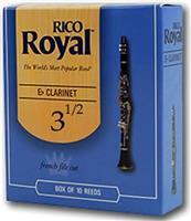 Rico ROYAL Kαλάμια Κλαρινέτου Bb Νο. 3 1/21 τεμ.