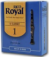 Rico ROYAL Κλαρινέτου Bb Νο 1 1 τεμ.
