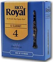 Rico ROYAL Κλαρινέτου Bb Νο.4 1 τεμ.
