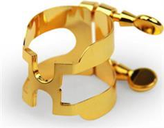 Rico Σφιγκτήρας Άλτο Σαξοφώνου με καπάκι Gold
