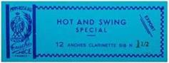 Rigotti Hot & Swing Κλαρίνου N.1 1/2