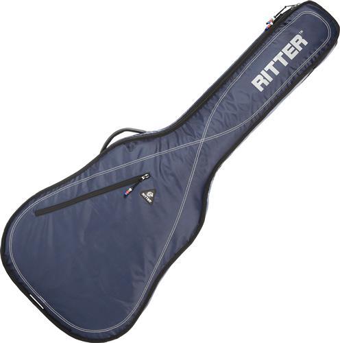 ΘήκηRitterRGP2 Ακουστικής Κιθάρας Μπλέ