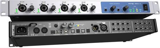 Κάρτα ΉχουRMEFireface 802 USB & Firewire