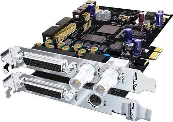 Κάρτα ΉχουRMEHDSP-e-AES PCI-e