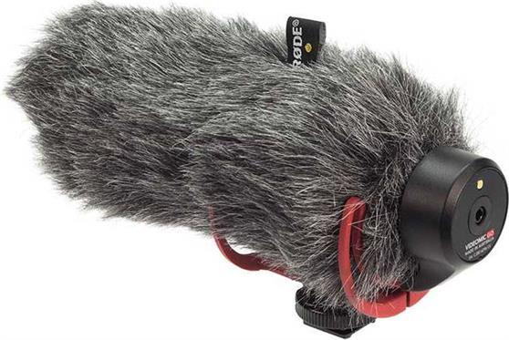 Αξεσουάρ ΜικροφώνωνRodeDead-Cat-Go Aντιανέμιο Mικροφώνου