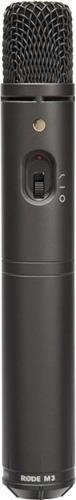 Ενσύρματο ΜικρόφωνοRodeM-3 Πυκνωτικό