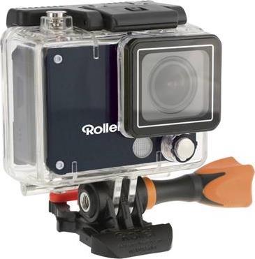 Action ΒιντεοκάμερεςRolleiActionCam 420 Black