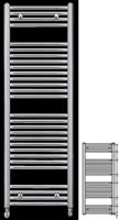 Runtal ECSC 120-050 Επιχρωμιωμένο