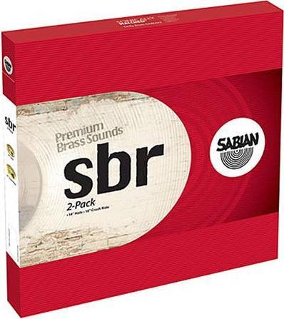 ΠιατίνιSabianSBR 2-Pack (14
