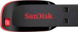 Sandisk Cruzer Blade 128GB Black