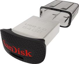 Sandisk Cruzer Ultra Fit 64GB USB 3.0