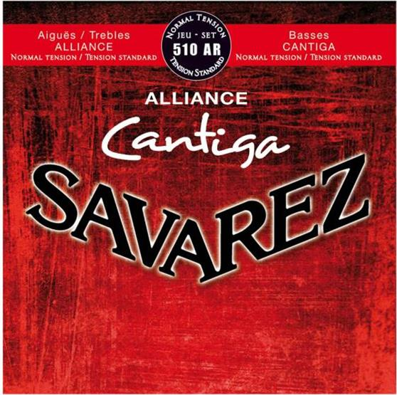ΧορδέςSavarez510AR Cantiga Κλασικής Κιθάρας