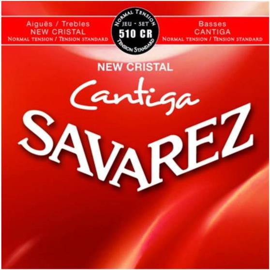 ΧορδέςSavarez510CR Cantiga Κλασικής Κιθάρας