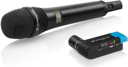 Ασύρματο ΜικρόφωνοSennheiserAVX-835-SET Σετ Xειρός για Κάμερα