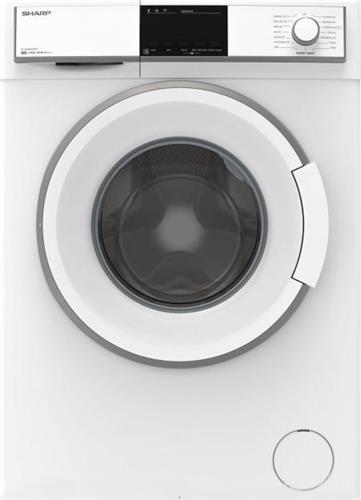 Πλυντήριο ΡούχωνSharpES-HFB8143W3GR