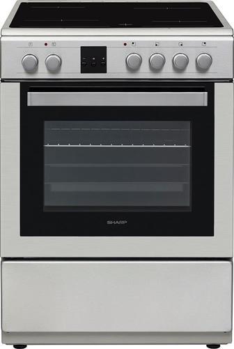 Κεραμική ΚουζίναSharpKF-66FVDD22IM-CH