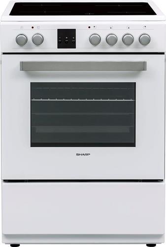 Κεραμική ΚουζίναSharpKF-66FVDD22WM-CH