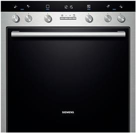 Siemens HE33GB550 Inox + Δώρο Βαθύ Ταψί