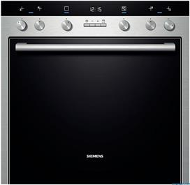 Siemens HE73GB550 Inox + Δώρο Βαθύ Ταψί