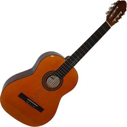 Κλασική ΚιθάραStaggC440 NAT 4/4 High Gloss