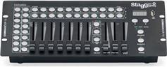 Stagg Commandor 10-2 Dmx Controller 10CH