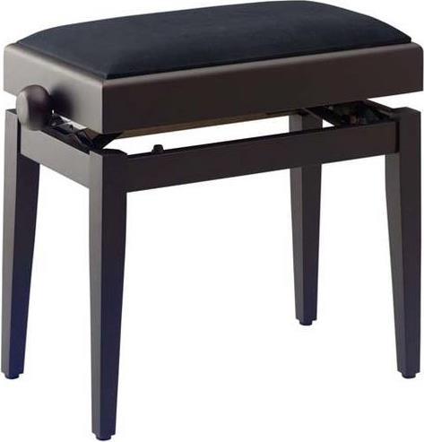 Κάθισμα ΠιάνουStaggPB55 RWM VBK Καφέ Ματ Rosewood