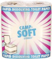 Stimex 16513 Camp Soft Χαρτί υγείας ταχείας διάλυσης