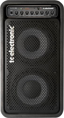 Ενισχυτής Ηλεκτρικού ΜπάσουTC-ElectronicCOMBO CLASSIC 450W