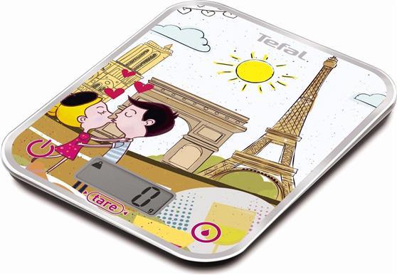 Ζυγαριά ΚουζίναςTefalOptiss Paris BC5125V0