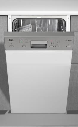 Εντοιχιζόμενο Πλυντήριο Πιάτων 45 cmTekaDW455S