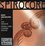 Thomastik Κοντραμπάσου Spirocore Orchestra
