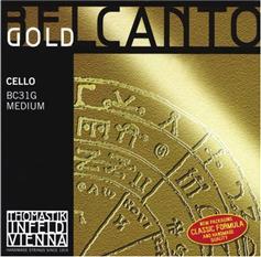 Thomastik Τσέλου Belcanto Gold BC31G