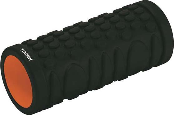 Foam RollerToorxFoam Roller AHF-044 33x14cm Μαύρο