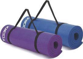 Toorx MAT-185 Purple 172x61x1,2cm