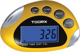 Toorx Βηματομετρητής AHF-064 Multi Pro