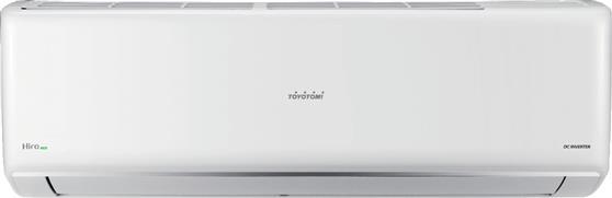 Κλιματιστικό ΤοίχουToyotomiHiro Eco HTN/HTG-712 Inverter 12000BTU