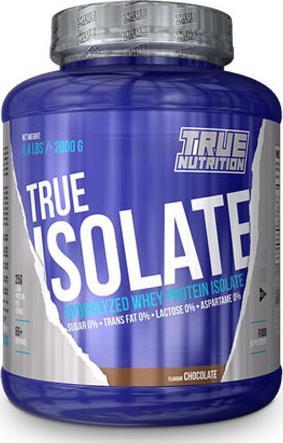 Συμπλήρωμα ΔιατροφήςTrue NutritionTrue Isolate 2Kgr