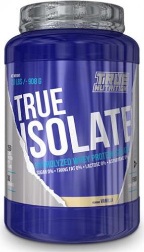 Συμπλήρωμα ΔιατροφήςTrue NutritionTrue Isolate 908gr