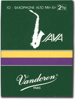 ΚαλάμιαVandoren'λτο Σαξοφώνου No.1 1 τεμ. Java