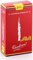 Vandoren Javared Soprano Σαξόφωνο No.3 1/2 τεμ.
