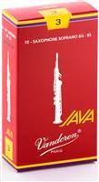 Vandoren Javared Soprano Σαξόφωνο No.3 τεμ.