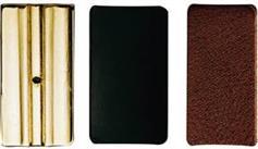 Vandoren Πλακέτες ( Δέρμα ) για Σφιγκτήρα Άλτο Σαξοφώνου ( Σετ των 3 )