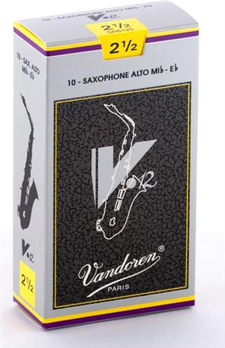 ΚαλάμιαVandorenV12 'λτο Σαξοφώνου Νο. 2 1/2 Τεμ.