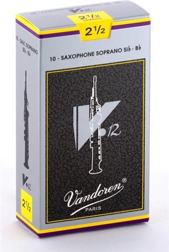 ΚαλάμιαVandorenV12 Σοπράνο Σαξοφώνου No 2 1/2 Τεμ.