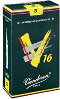 Vandoren V16 Soprano Σαξόφωνο No.2 1/2 τεμ.