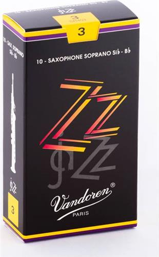 ΚαλάμιαVandorenZZ Jazz Σοπράνο Σαξοφώνου Νο.3 Τεμ.